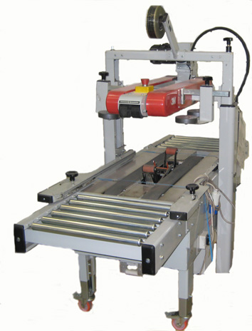 Case Taping Machines on 3m Tapers Bottom